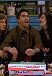 The One Where Chandler Can't Remember Which Sister Poster