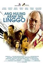 Ang huling araw ng linggo