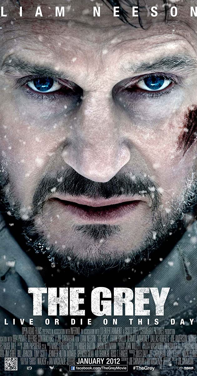 Sniegynų įkaitai / The Grey (2011) Online