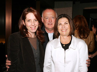 James Acheson, Deena Appel, and Colleen Atwood at an event for Memoirs of a Geisha (2005)