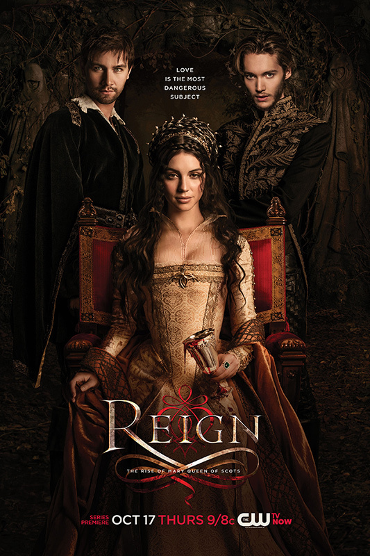 Reign S04E08 – Uncharted Waters