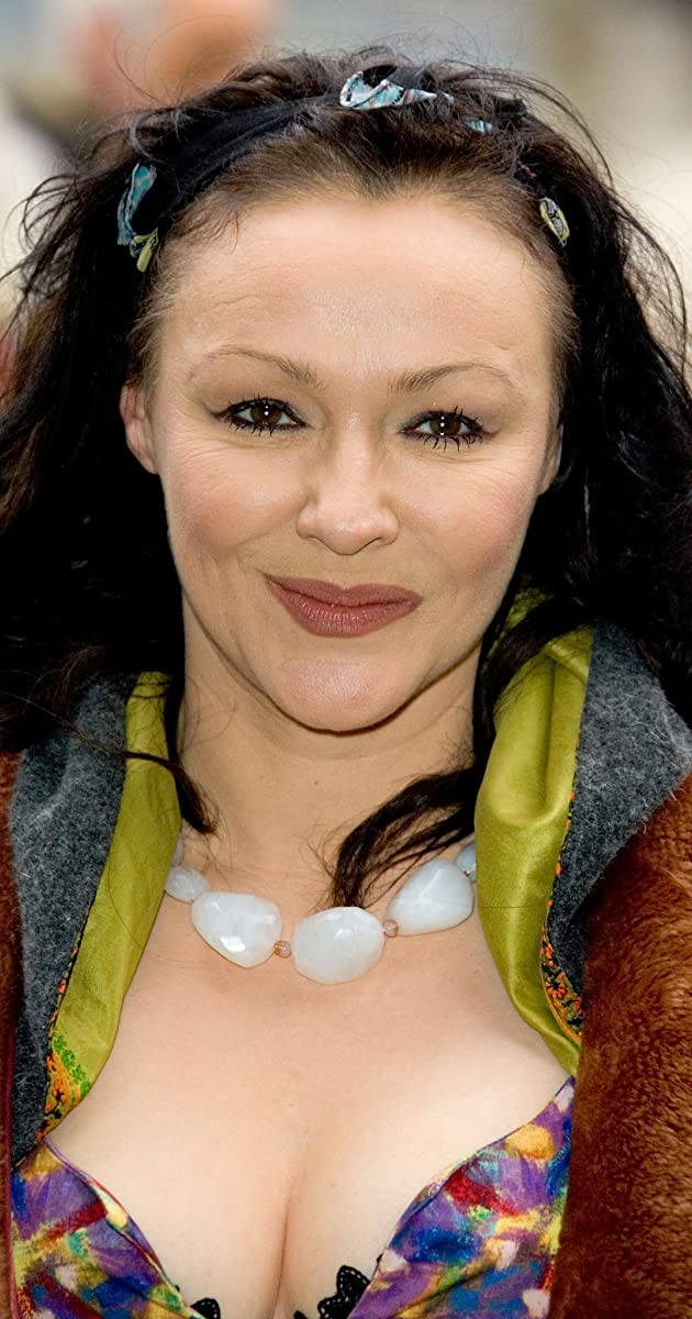 frances barber hot