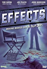 Effects (1980) Poster - Movie Forum, Cast, Reviews