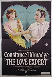 The Love Expert Poster