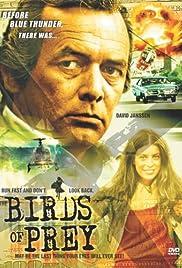Birds of Prey(1973) Poster - Movie Forum, Cast, Reviews