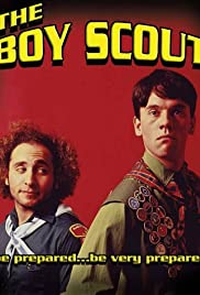 The Boy Scout Poster