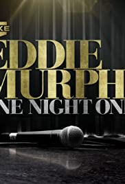 Eddie Murphy: One Night Only Poster