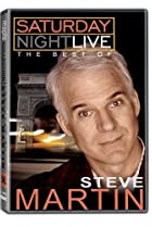Image of Saturday Night Live: The Best of Steve Martin