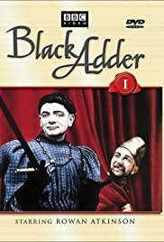 The Black Adder Poster