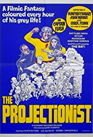 The Projectionist(1971) Poster - Movie Forum, Cast, Reviews