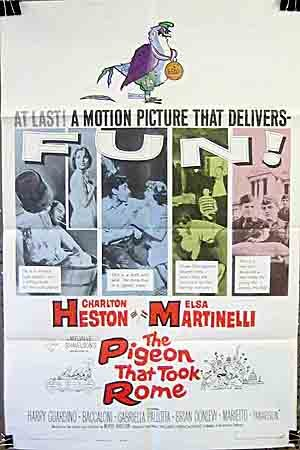 image The Pigeon That Took Rome Watch Full Movie Free Online
