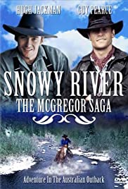Snowy River: The McGregor Saga Poster - TV Show Forum, Cast, Reviews