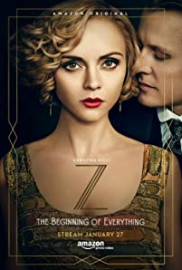 "Watch a newsreel featurette for ""Z: The Beginning of Everything"" featuring Christina Ricci."