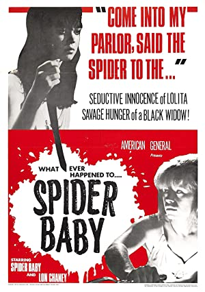 Spider Baby or, the Maddest Story Ever Told poster
