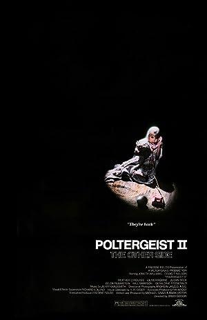 Poster Poltergeist II - Die andere Seite