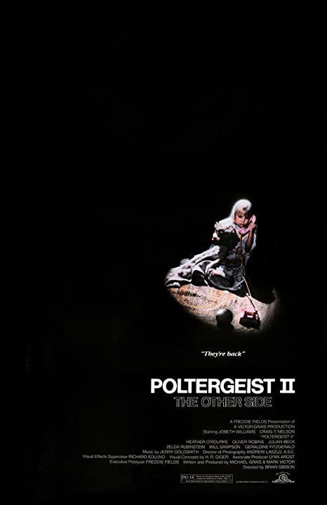 Poltergeist II: The Other Side (1986)