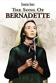 The Song of Bernadette Poster