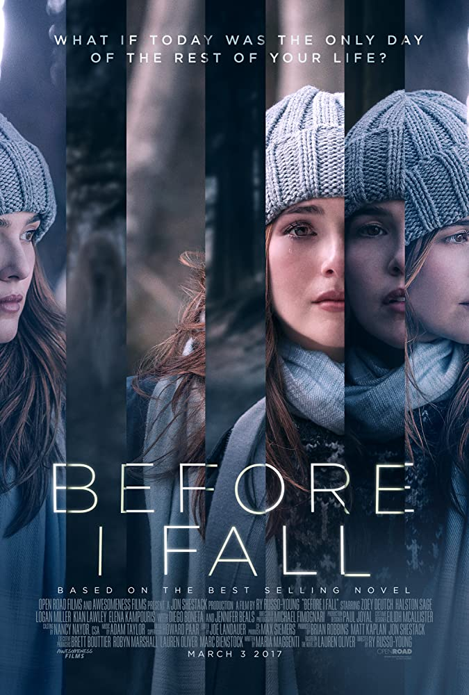 Before I Fall (2017) Subtitle Indonesia