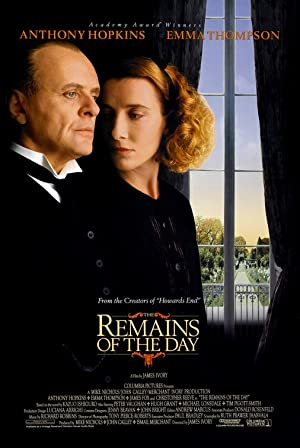 The Remains of the Day (1993) HD 720p