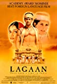A.R. Rahman, Aamir Khan, and Gracy Singh in Lagaan: Once Upon a Time in India (2001)