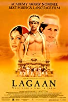 Lagaan: Once Upon a Time in India (2001) Poster