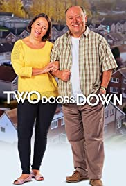 Two Doors Down Poster - TV Show Forum, Cast, Reviews