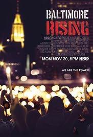 Baltimore Rising Poster