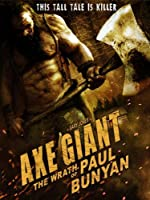 Axe Giant The Wrath of Paul Bunyan(1970)