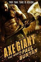 Image of Axe Giant: The Wrath of Paul Bunyan