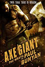 Axe Giant The Wrath of Paul Bunyan 2015 BluRay 480p 280MB ( Hindi – English ) MKV