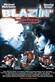 Blazin' Poster