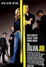 The Italian Job (2003) Poster - Movie Forum, Cast, Reviews