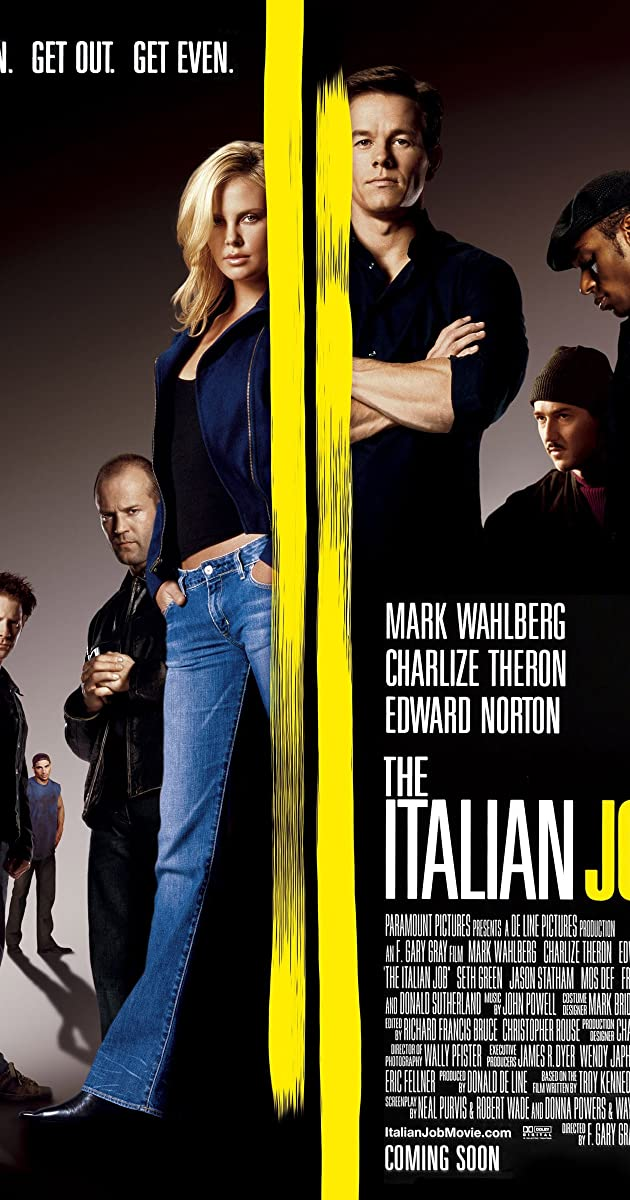 Download the italian job movie free