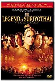 The Legend of Suriyothai (2001) Poster - Movie Forum, Cast, Reviews