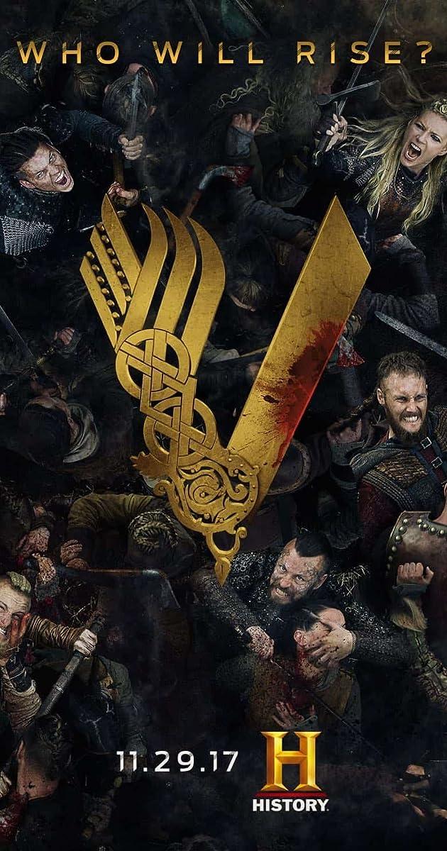 Vikingai 5 sezonas (2017) / Vikingus (2017)