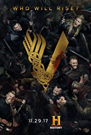 Vikingos (Season 5) WEB-DL 1080p Audio Dual Latino-Ingles