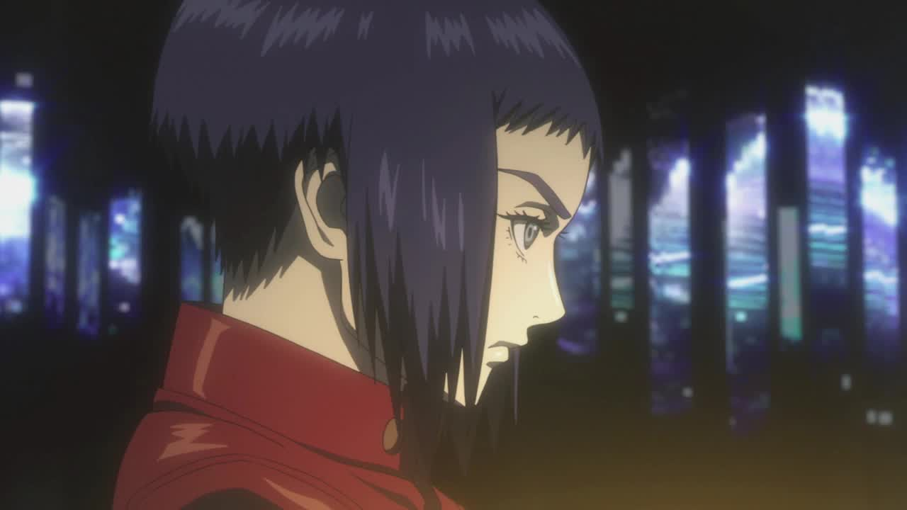 Download italian movie Ghost in the Shell - The Rising