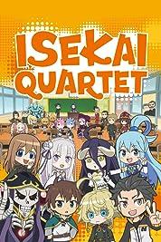 Isekai Quartet - Season 2 (2020) poster