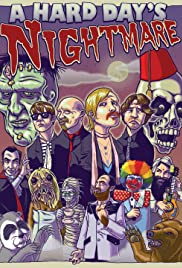 A Hard Day's Nightmare Poster