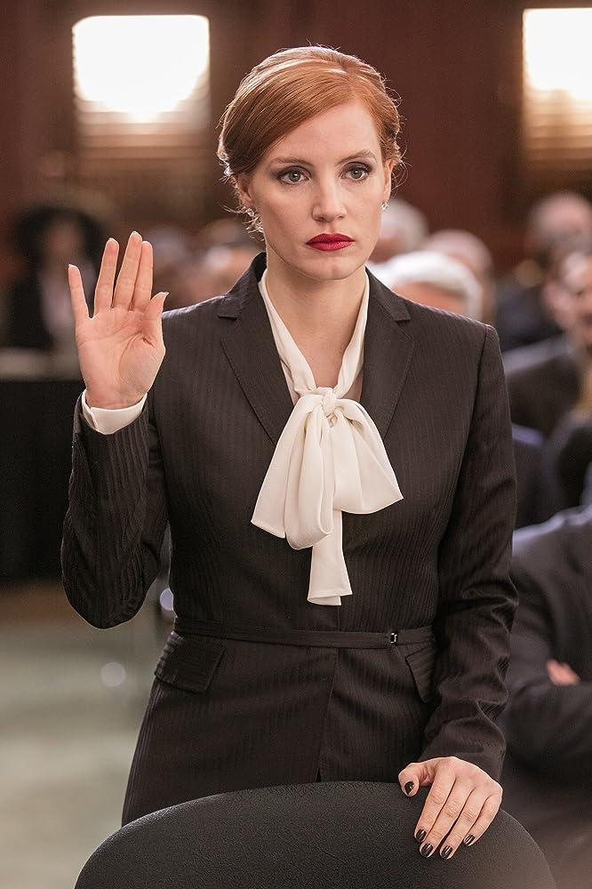 Sola contra el mundo (Miss Sloane)