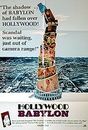 Hollywood Babylon Poster
