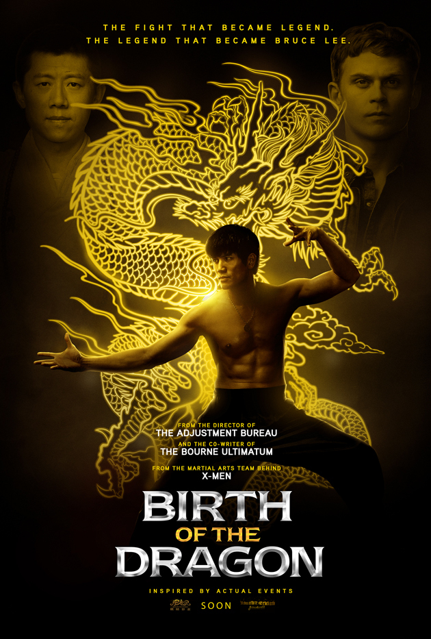 birth of the dragon image