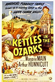 The Kettles in the Ozarks (1956) Poster - Movie Forum, Cast, Reviews
