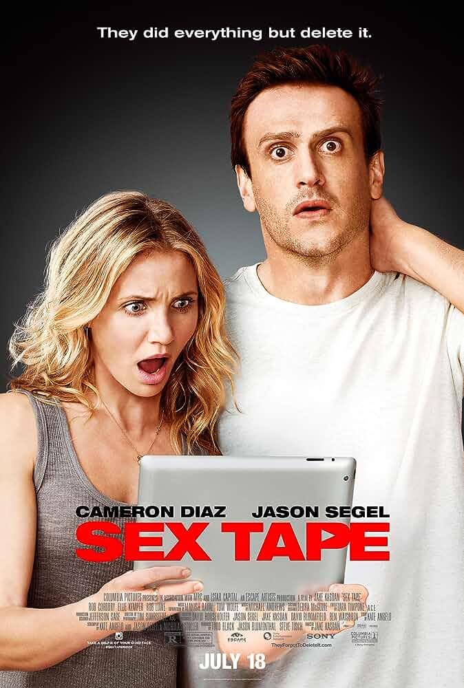 Sex Tape 2014 720p BRRip English Watch online free download