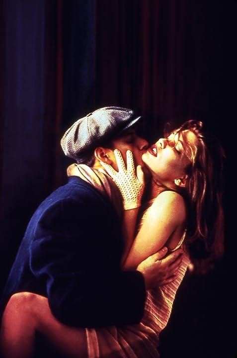 Audie England and Costas Mandylor in Delta of Venus (1995)
