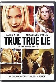 True True Lie Poster