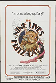 The Nine Lives of Fritz the Cat Poster