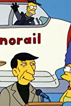 Image of The Simpsons: Marge vs. the Monorail