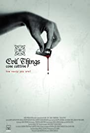 Evil Things (2012) Poster - Movie Forum, Cast, Reviews