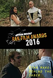 Star Wars: Behind the Saber Poster